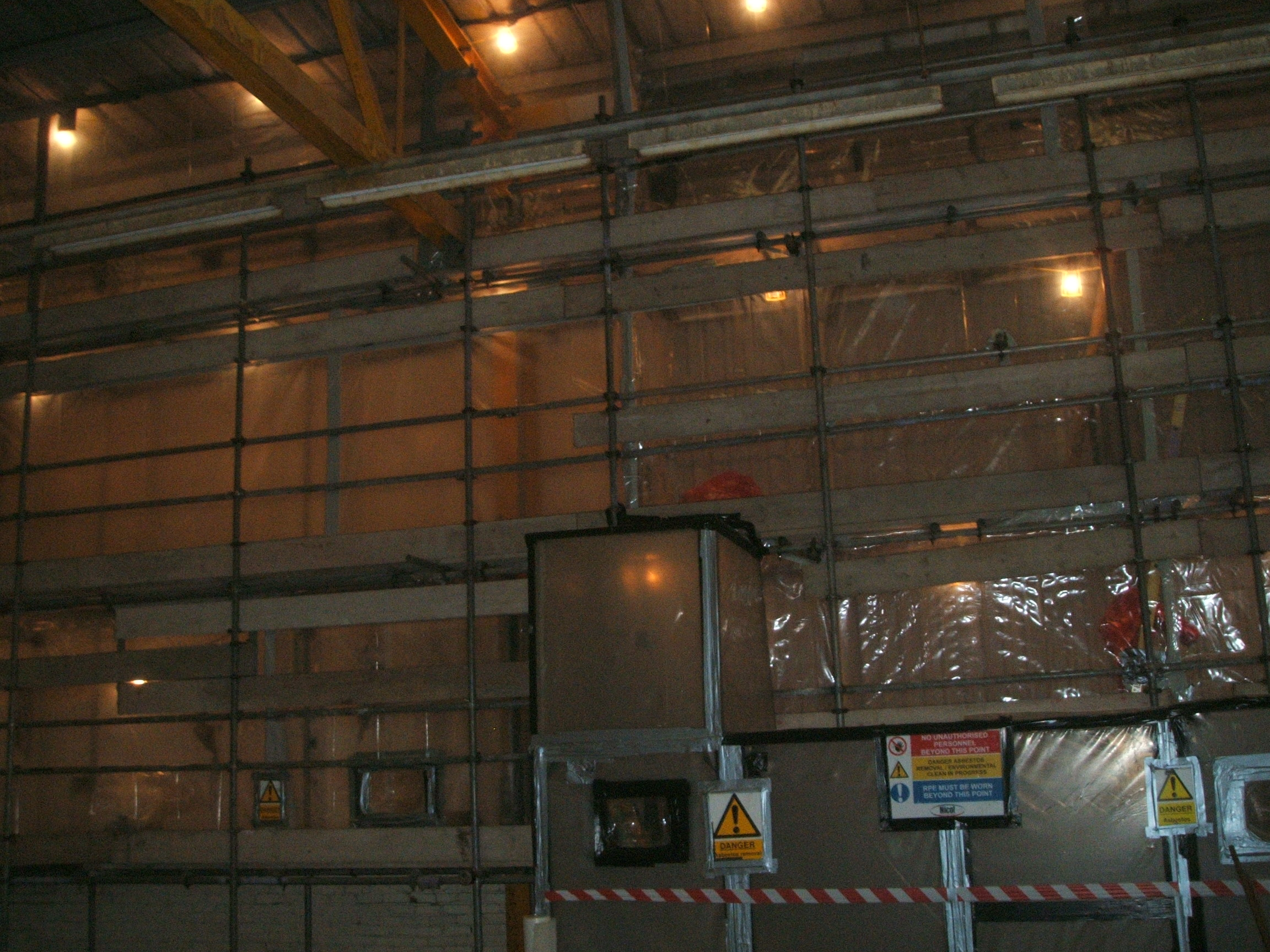 Asbestos removal services - Commercial - Domestic Asbsetos removal - 01226 630042
